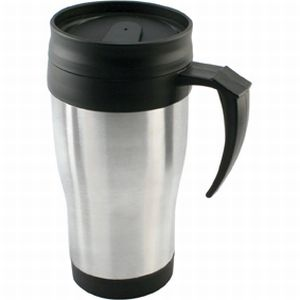 Stainless Steel Travel Mug -